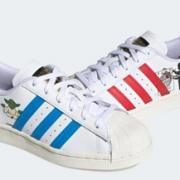 Adidas originals 星球大战大童板鞋 鸳鸯款