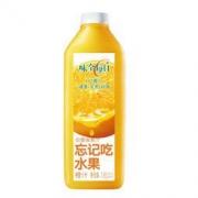 PLUS会员:WEICHUAN 味全 每日C橙汁 1600ml9.21元 (需买6件,共55.23元,3件7折)