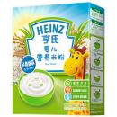 Heinz 亨氏 婴儿米粉 1段 原味 250g¥10.13 3.9折 比上一次爆料降低 ¥0.84