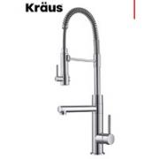 Kräus 克劳思 KPF-1603 冷热水槽龙头 镀铬款¥599.00 2.0折 比上一次爆料降低 ¥270