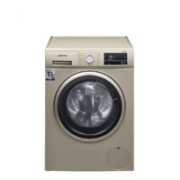 SIEMENS 西门子 XQG90-WG42A2Z31W 滚筒洗衣机 9kg 金色¥2659.05 6.5折 比上一次爆料降低 ¥69.5