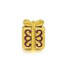 Chow Sang Sang 周生生 Charme系列 89245C 礼物盒转运珠¥1212.00 6.6折 比上一次爆料降低 ¥226