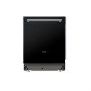 SIEMENS 西门子 焕净系列 SJ436B09QC 嵌入式洗碗机 12套 黑色门板6999元