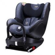 Britax 宝得适 儿童安全座椅 双面骑士二代 精致蓝3496元