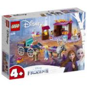 LEGO 乐高 Disney Frozen迪士尼冰雪奇缘系列 41166 艾莎的马车大冒险