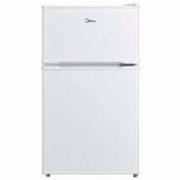 Midea 美的 BCD-88CM 直冷双门冰箱 88L 白色739元包邮(双重优惠)