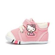 Hello Kitty 凯蒂猫 女童学步鞋