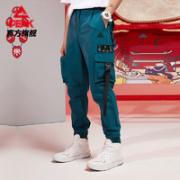 PEAK 匹克 DF304111 男子运动长裤