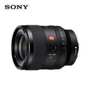 索尼(SONY)FE 35mm F1.4 GM 全画幅大光圈定焦G大师镜头 (SEL35F14GM)11300包邮
