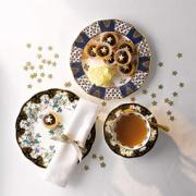 Royal Albert 皇家阿尔伯特 100周年纪念系列 骨瓷茶杯/茶碟/餐盘3件套