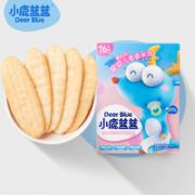 Deer Blue 小鹿蓝蓝 婴儿原味米饼 41gx4盒¥37.90 1.6折