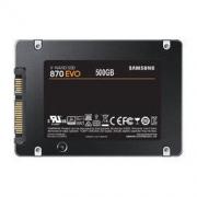 SAMSUNG 三星 870 EVO 固态硬盘 SATA3.0接口 500GB499元