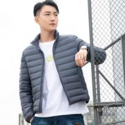 BENGEN 冰洁 J10131201D 男士轻薄羽绒服¥99.00 4.7折