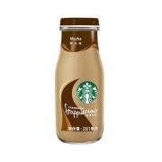 88VIP:STARBUCKS 星巴克 星冰乐摩卡味咖啡饮料281ml*3瓶