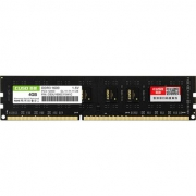 CUSO 酷兽 DDR3 1600MHz 台式机内存 普条 黑色 4GB