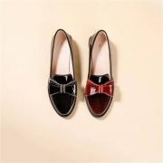 SENDA 森达 女士粗跟休闲单鞋 VF8Z1220DL7AQ1