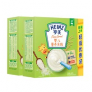Heinz 亨氏 婴儿营养米粉 400g*2盒