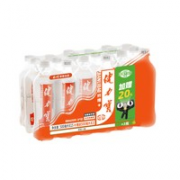JIANLIBAO 健力宝 运动饮料 纤维+橙蜜味 500ml*18瓶¥35.44 3.9折 比上一次爆料降低 ¥1.96