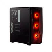 USCORSAIR 美商海盗船 SPEC-DELTA RGB ATX机箱 半侧透 黑色569元(包邮)