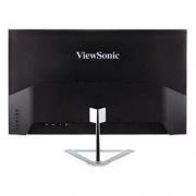 ViewSonic 优派 31.5英寸4K HDR Type-C65W反向充电 纤薄微边广色域 低蓝光不闪屏内置音箱电脑显示器PS5 VX3276-4K-MHDU2499元