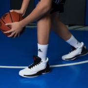 adidas 阿迪达斯 D Rose 10 EH2369 男款中帮篮球运动鞋¥370.30 4.1折