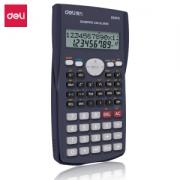 deli 得力 D82MS 函数科学计算器 深蓝18.9元