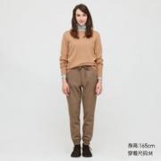 UNIQLO 优衣库 428341 女士仿羊羔绒运动裤¥89.00 9.0折 比上一次爆料降低 ¥10
