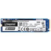 Kingston 金士顿 A2000 NVMe M.2 固态硬盘 500GB¥304.00 9.0折 比上一次爆料降低 ¥5