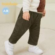 balabala 巴拉巴拉 宝宝加厚裤子 73cm