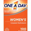 Bayer 拜耳 One A Day 女性复合维生素100粒  直邮含税到手¥50.02¥45.85