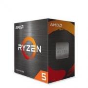 AMD 锐龙系列 R5-5600X CPU处理器 6核12线程 3.7GHz1729元