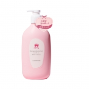 88VIP: 红色小象 儿童沐浴露洗发水二合一(786ml*2件+强生 婴儿牛油果爽 30g)