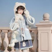 CHIXIA 池夏 大雪:雪团团 明制短袄短百迭套装 S1776 汉元素¥28.00 2.2折