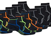 Saucony 索康尼 男女士运动袜 12双装¥91.77