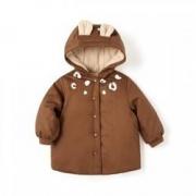 balabala 巴拉巴拉 婴儿保暖棉服59.3元 (需用券)