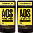 Art of Sport/AOS 科比 除臭棒止汗膏 崛起rise 76g*2 到手约¥148.06¥135.71
