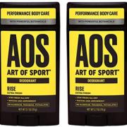 Art of Sport/AOS 科比 除臭棒止汗膏 崛起rise 76g*2 到手约¥148.06