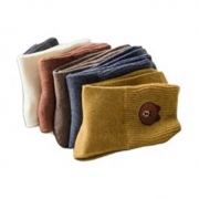 Nan ji ren 南极人 女士小熊中筒棉袜 10双装15.9元 包邮(需用券)