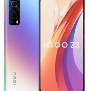 iQOO Z3 5智能手机 8GB+128G 星云¥1399.00 8.2折