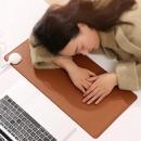 3C认证,防水防漏,多档控温:雅格 加热保暖桌垫 52x26cm29元包邮