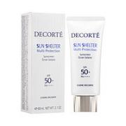COSME DECORTE 黛珂 多重防晒乳防晒霜 SPF50+ 60g¥159.00 4.8折 比上一次爆料降低 ¥20