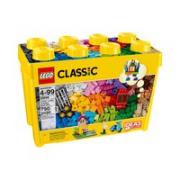 LEGO 乐高 CLASSIC经典创意系列 10698 创意大号积木盒¥224.41 4.5折 比上一次爆料降低 ¥27.01