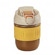 WeiZhiXiang 味之享 便携咖啡杯 350ml9.9元包邮(需用券)