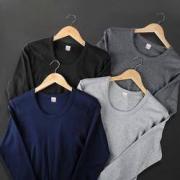 PLUS会员:Langsha 浪莎 L88003 男士纯棉保暖套装*2件80元包邮(需用券,合40元/件)
