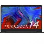 Lenovo 联想 ThinkBook 14 14英寸笔记本电脑(R5-5500U、16GB、512GB)3898元