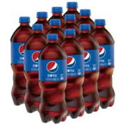 pepsi 百事 可乐碳酸汽水饮料 1L*12瓶¥34.40 7.7折 比上一次爆料降低 ¥24.6