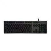 logitech 罗技 G512 104键 有线机械键盘 黑色 罗技L轴 RGB399元包邮(需付定金50元,31日付尾款)