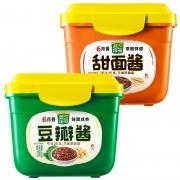 Shinho 欣和 6月香香豆瓣酱300g+甜面酱300g组合