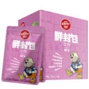 Wanpy 顽皮 狗狗鲜封包 混合口味 70g*7包¥9.90 2.9折