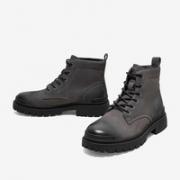 BASTO 百思图 男士马丁靴 LH580DD0¥279.00 2.0折